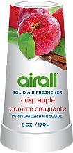 """Парфюми, Парфюмерия, козметика Ароматизатор за дома """"Ябълка"""" - Airall Air Freshener Solid Crisp Apple"""