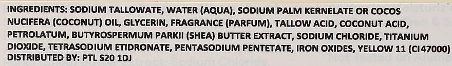 """Сапун """"Лимон и върбинка"""" - Yardley Lemon Verbena With Shea Butter Soap — снимка N3"""