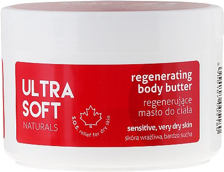 Регенериращо масло за тяло - Tolpa Ultra Soft Naturals Regenerating Body Butter