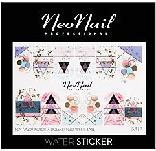 Парфюмерия и Козметика Декориращи лепенки за нокти - NeoNail Professional Water Sticker