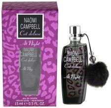 Парфюми, Парфюмерия, козметика Naomi Campbell Cat Deluxe At Night - Тоалетна вода