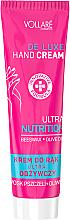 Парфюми, Парфюмерия, козметика Подхранващ крем за ръце - Vollare Cosmetics De Luxe Hand Cream Ultra Nutrition