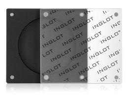 Парфюмерия и Козметика Празна магнитна палитра за руж, кръгла - Inglot Freedom System Powder Round Palette-1