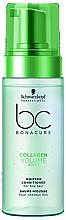 Парфюмерия и Козметика Балсам мус за коса - Schwarzkopf Professional Bonacure Collagen Volume Boost Whipped Conditioner