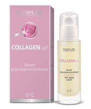 Парфюмерия и Козметика Серум против стареене - Floslek Collagen Up Anti-Aging Serum