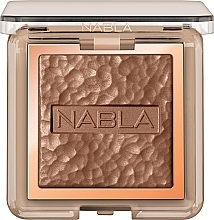 Парфюмерия и Козметика Бронзант за лице - Nabla Miami Lights Collection Skin Bronzing