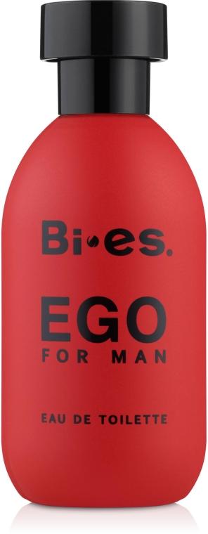 Bi-Es Ego Red Edition - Тоалетна вода — снимка N2