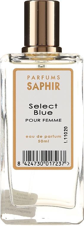 Saphir Parfums Select Blue - Парфюмна вода — снимка N1