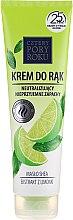 """Парфюмерия и Козметика Крем за ръце """"Неутрализира неприятни миризми"""" - Cztery Pory Roku Hand Cream"""
