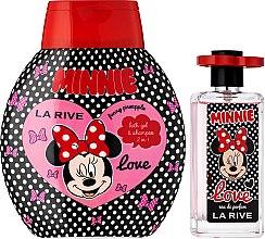La Rive Minnie - Комплект (парф. вода/50ml+душ гел 2в1/250ml) — снимка N2