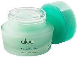 Парфюми, Парфюмерия, козметика Успокояващ крем за лице с екстракт от алое вера - It's Skin Aloe Relaxing Cream