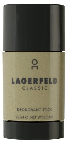 Karl Lagerfeld Lagerfeld Classic - Стик дезодорант — снимка N1