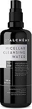 Парфюмерия и Козметика Мицеларна вода за премахване на грим - D'Alchemy Micellar Cleansing Water