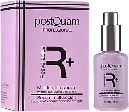 Парфюмерия и Козметика Серум за лице - Postquam Resveraplus Age Control Serum