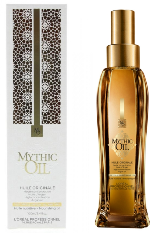 Натурално масло за коса - L'Oreal Professionnel Mythic Oil Original Oil