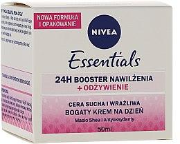Комплект за лице - Nivea Rose Care (балсам за устни/5.5ml + крем/50ml + мицел. вода/200) — снимка N4