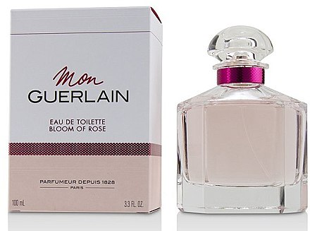 Guerlain Mon Guerlain Bloom of Rose - Тоалетна вода