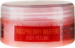 """Парфюмерия и Козметика Пилинг за тяло """"Малинов кекс"""" - Stani Chef's Raspberry Muffin Body Peeling"""