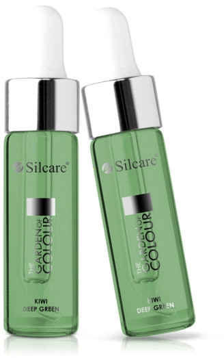 Масло за нокти и кожички - Silcare Garden of Colour Cuticle Oil Kiwi Deep Green