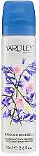 Парфюми, Парфюмерия, козметика Yardley English Bluebell Contemporary Edition - Спрей дезодорант