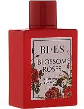 Bi-Es Blossom Roses - Комплект (парф. вода/100 ml + душ гел/50ml + парфюм/12ml) — снимка N3