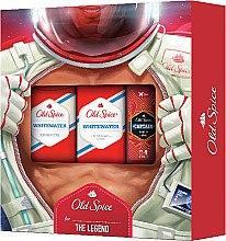 Парфюми, Парфюмерия, козметика Комплект - Old Spice Whitewater Astronaut (душ гел/50ml + део/50ml + афтър. лосион/100ml)