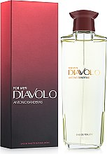 Парфюми, Парфюмерия, козметика Diavolo Antonio Banderas - Тоалетна вода
