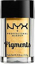 Парфюмерия и Козметика Пигмент за грим - NYX Professional Makeup Pigments
