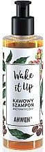 Парфюмерия и Козметика Ензимен шампоан за коса с аромат на кафе - Anwen Wake It Up Shampoo