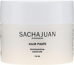 Парфюмерия и Козметика Паста за коса - Sachajuan Stockholm Hair Paste