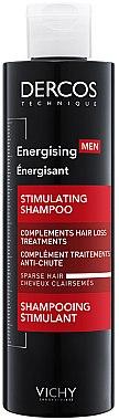 Тонизиращ и стимулиращ шампоан за мъже - Vichy Dercos Stimulating Shampoo — снимка N1