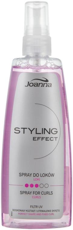 Стилизиращ спрей за къдрава коса - Joanna Styling Effect Curly Spray