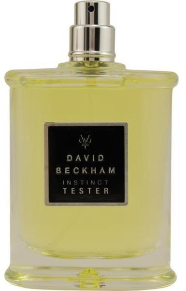 David Beckham Instinct - Тоалетна вода (тестер без капачка)