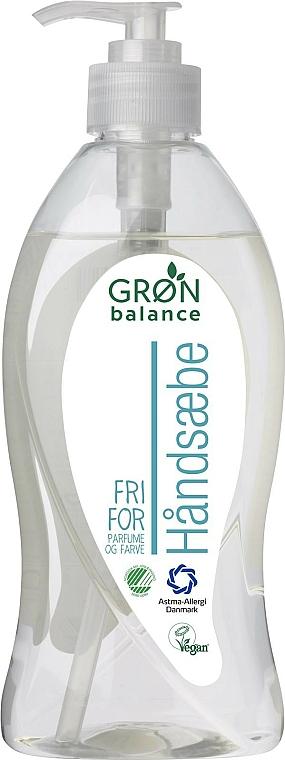 Жидкое мыло для рук - Gron Balance — снимка N1