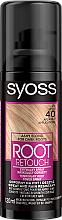 Парфюмерия и Козметика Тониращ спрей за боядисване на корени - Syoss Root Retoucher Spray