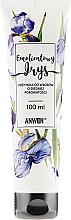 Парфюмерия и Козметика Веган балсам за коса със средна порьозност - Anwen Emollient Iris Conditioner For Medium Porosity Hair