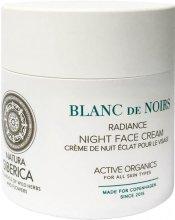 Парфюми, Парфюмерия, козметика Нощен крем за лице - Natura Siberica Copenhagen Blanc de Noirs Radiance Night Face Cream