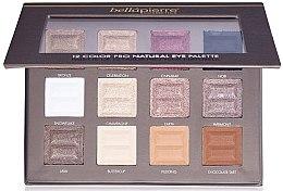 Парфюми, Парфюмерия, козметика Палитра сенки за очи - Bellapierre 12 Colour Pro Natural Eye Palette