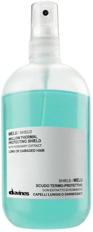 Термозащитно средство за коса - Davines Mellow Thermal Protecting Shield — снимка N1