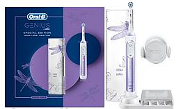 Парфюмерия и Козметика Електрическа четка за зъби - Oral B Genius 10000N Special Edition Orchid Purple