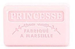 Парфюмерия и Козметика Марсилски сапун - Foufour Savonnette Marseillaise Princesse