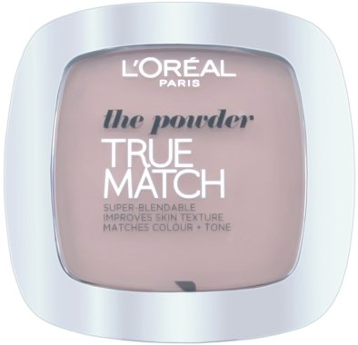 Компактна пудра - L'Oreal Paris True Match Super Blendable Powder — снимка N1