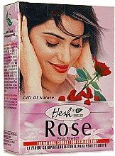 Парфюми, Парфюмерия, козметика Тонизираща пудра за лице и тяло - Hesh Rose Petal Powder