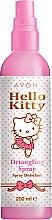 """Парфюми, Парфюмерия, козметика Детски лосион-спрей за лесно разресване на косата """"Hello Kitty"""" - Avon"""