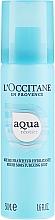 Парфюмерия и Козметика Ултраовлажняващ спрей за лице - L'Occitane Aqua Reotier Fresh Moisturizing Mist