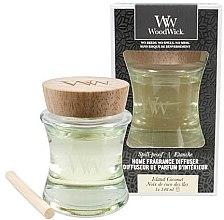 Парфюмерия и Козметика Арома дифузер - Woodwick Home Fragrance Diffuser Island Coconut