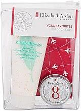 Парфюми, Парфюмерия, козметика Elizabeth Arden Green Tea - Комплект (крем за тяло/100ml + крем за устни/13ml)