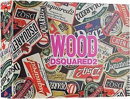 Парфюмерия и Козметика Dsquared2 Wood Pour Femme - Комплект (edt/100ml + edt/10ml + sh/gel/150ml)