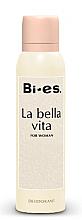 Парфюми, Парфюмерия, козметика Bi-Es La Bella Vita - Дезодорант