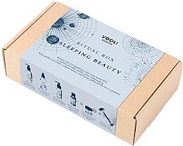 Парфюмерия и Козметика Комплект за лице - Veoli Botanica Ritual Box Sleeping Beauty
